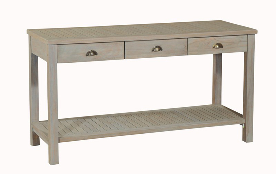 Console Table 3-Drawers